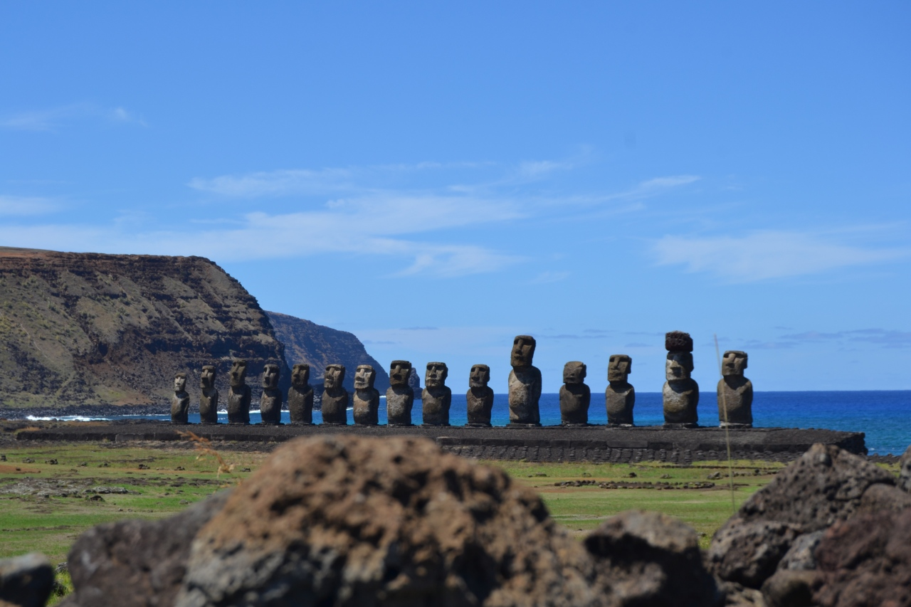 Partida e Isla dePascua