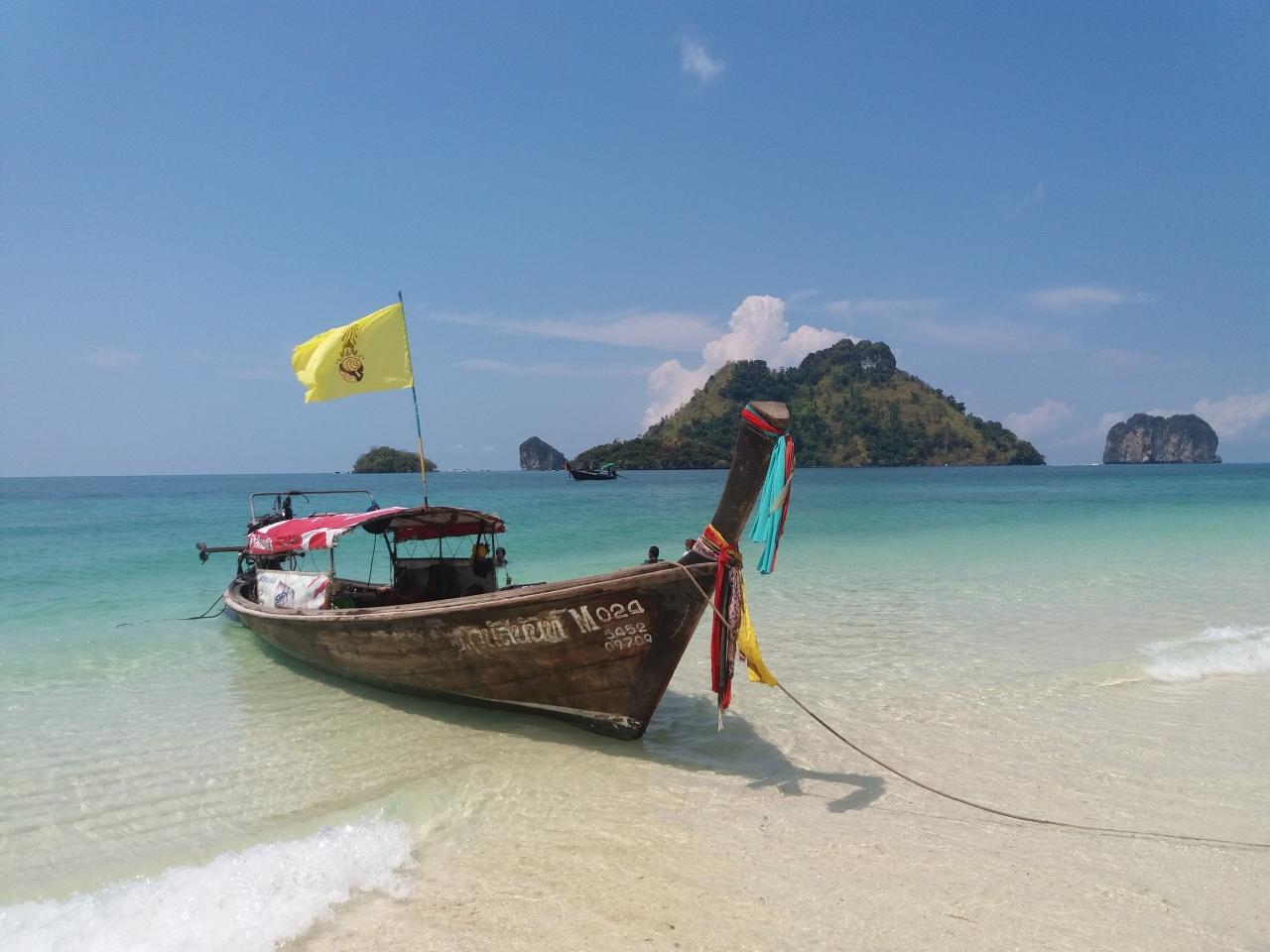 Krabi – Bangkok –TAILANDIA