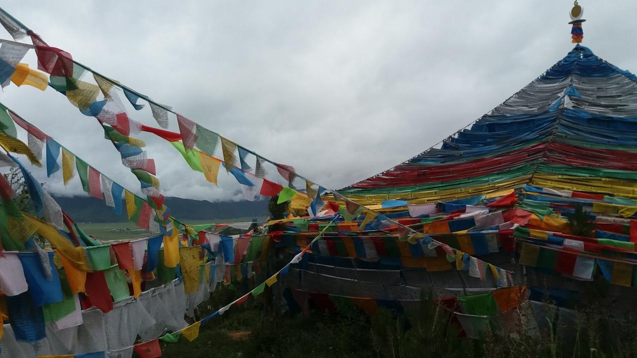 Shangri La – Garganta del Salto del Tigre- Lijiang (Provincia de Yunnan –CHINA)